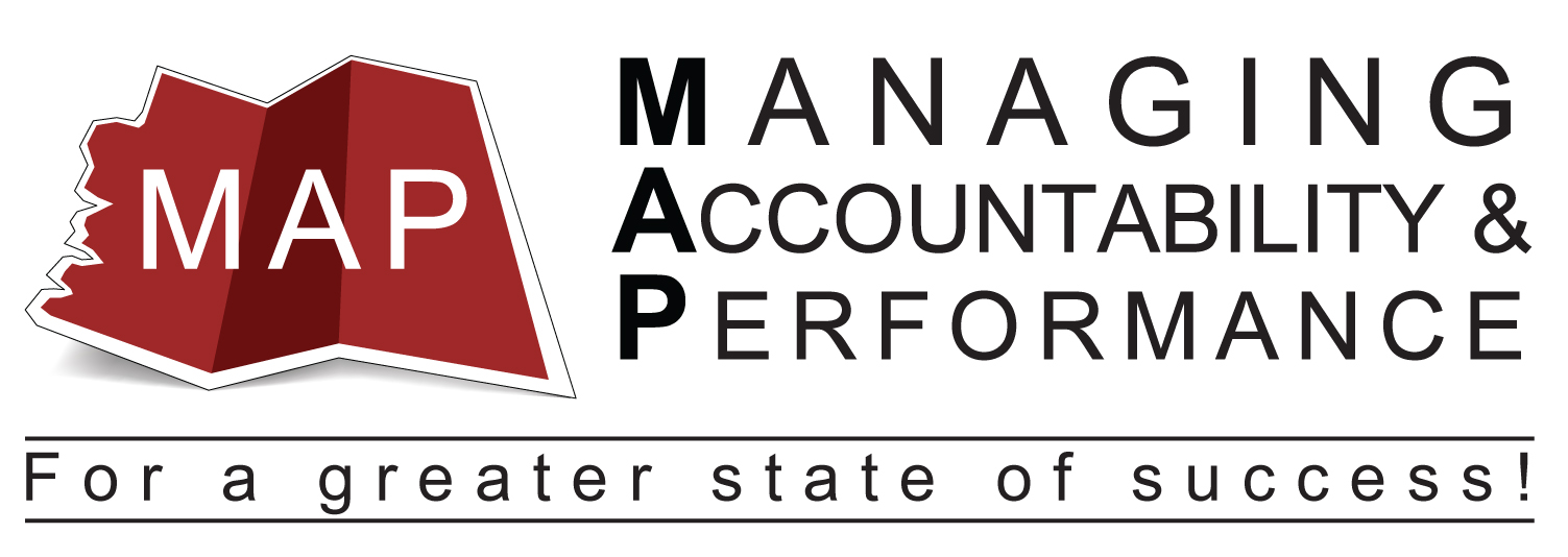 managing accountability and performance logo