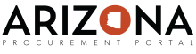 Arizona Procurement Portal logo